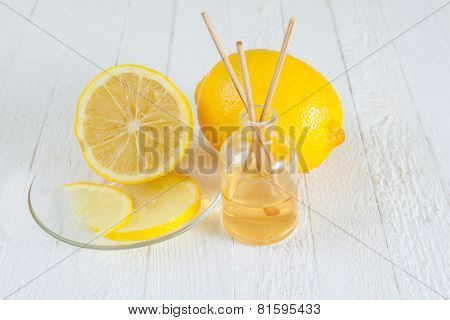 Fragrance Lemon Sticks Or Scent Diffuser