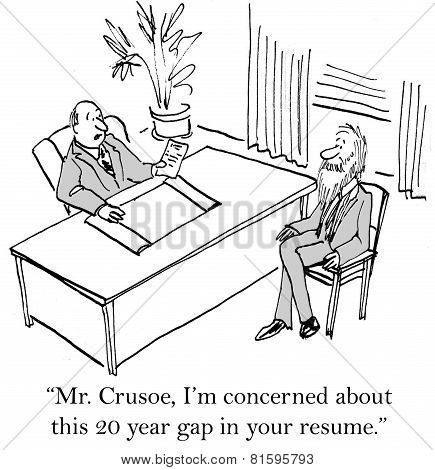 Gap in Resume Dates