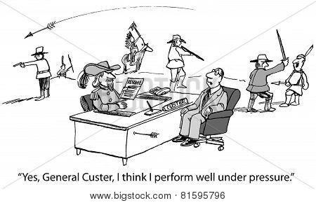 Perform Well Under Pressure