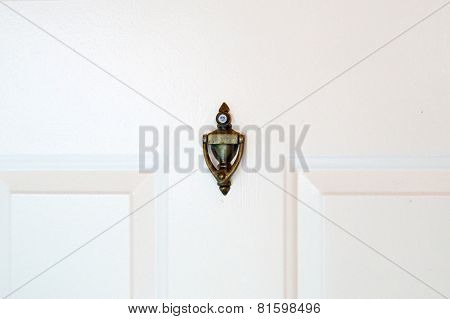 Brass Doorknocker