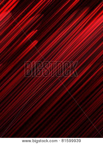 red striped abstract dark background