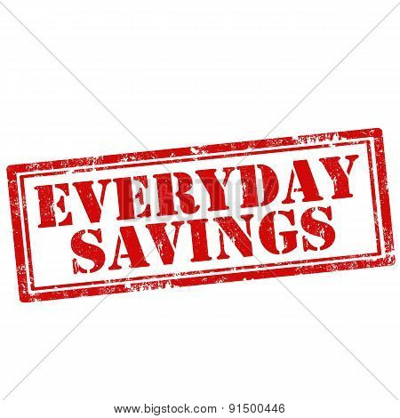 Everyday Savings
