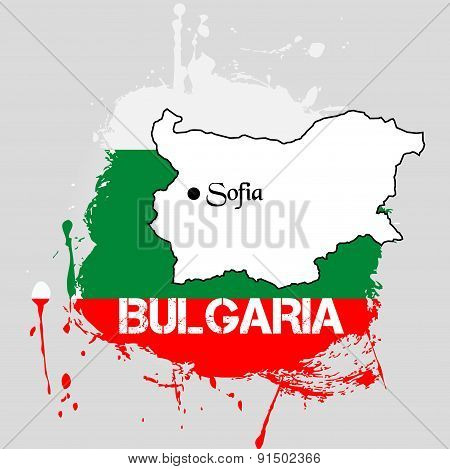 Bulgaria Background