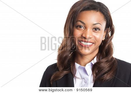 Black Businesswoman