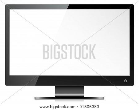 Black monitor