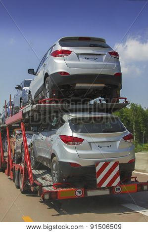 Delivery Of Brandnew Cars