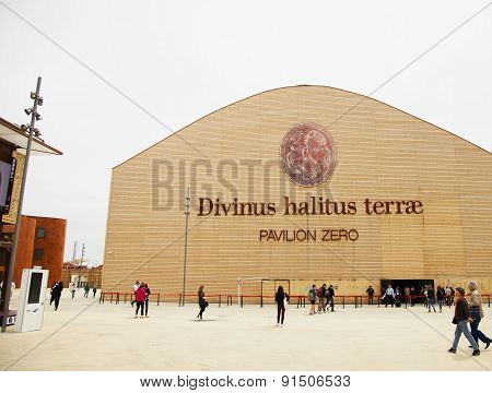 Expo - Pavilion Zero