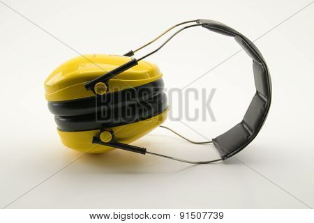 Yellow Ear Protection