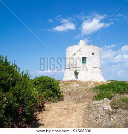 Ancient Coastal Tower Sighteen