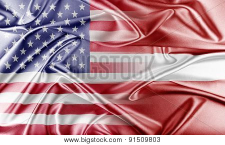 USA and Latvia