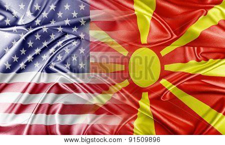 USA and Macedonia.