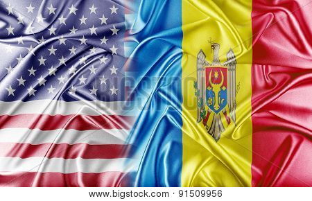 USA and Moldova