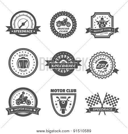 Rider Label Set