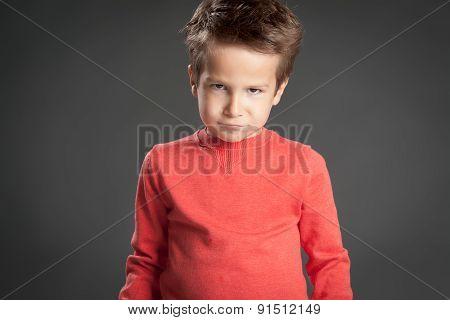 Angry Funny Boy