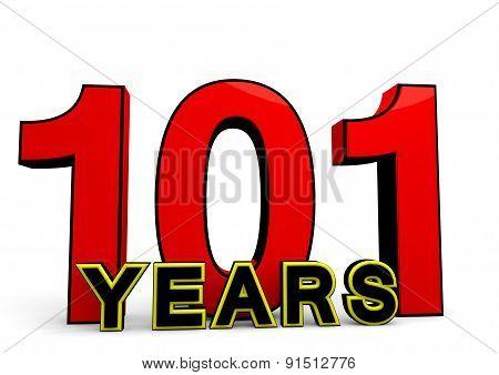 101 Years