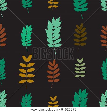 Simple Leaves Pattern