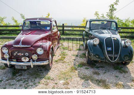Fiat Topolino Cars