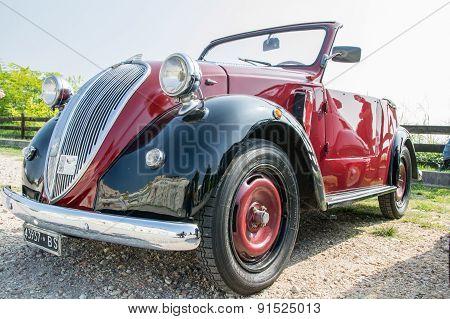 Fiat Topolino Car