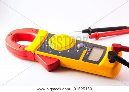 Multimeter Meter In Studio Light