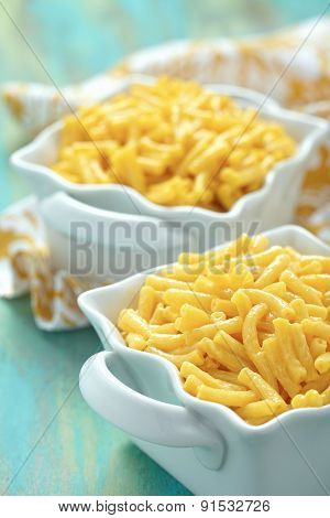 Delicious mac and cheese