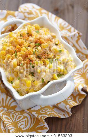 Creamy corn