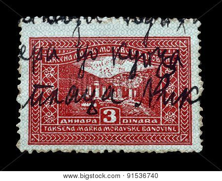 Yugoslavia 1938