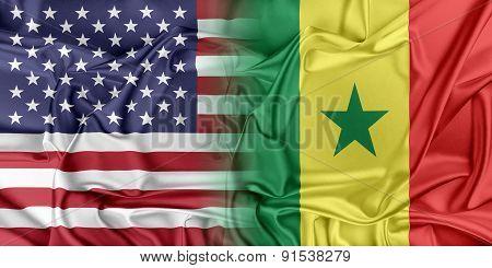 USA and Senegal