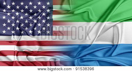 USA and Sierra Leone