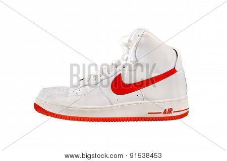 High-top Classic Nike Af-1 Basketball Shoe Sneaker
