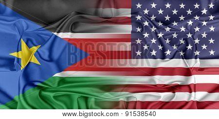 USA and South Sudan