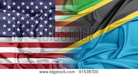 USA and Tanzania