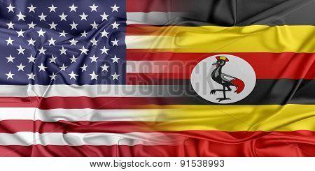USA and Uganda