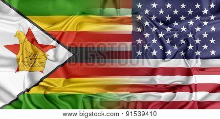 USA and Zimbabwe
