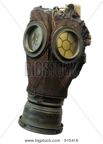 World War I Vintage Gas Mask