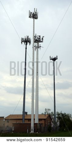 Cellular Telephone Towers