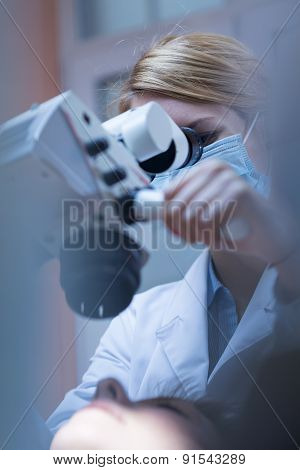 Directing The Magnifying Glass