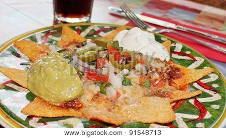 Mexico Nachos Gluten free