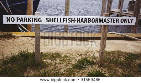 Sign in Menemsha Massachusetts