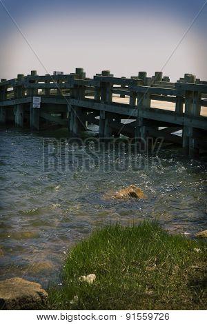 Chappaquiddick bridge