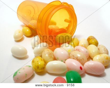 Don't Cry Over Spilt Jellybeans