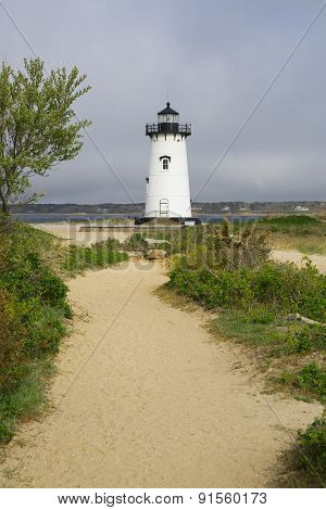 Edgartown Harbor Light, MA