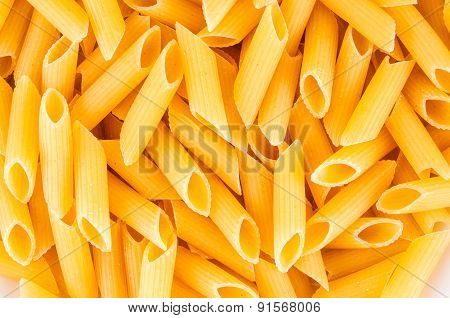 Pasta Texture Background