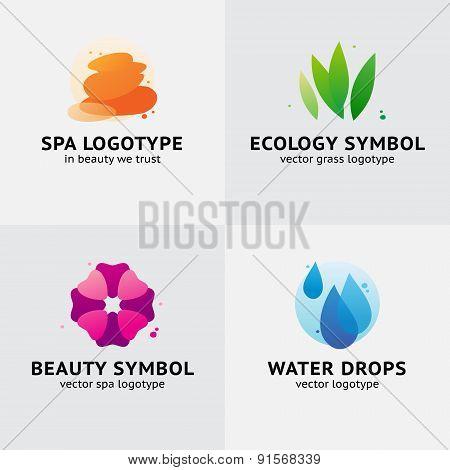 Nature Symbol Set