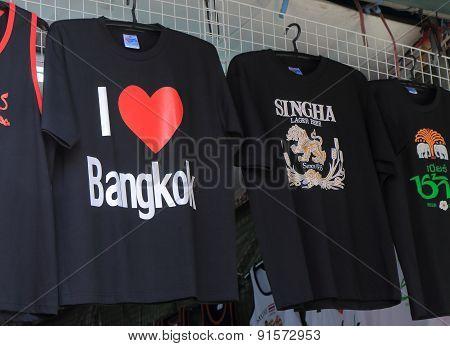 Thailand Bangkok t-shirt