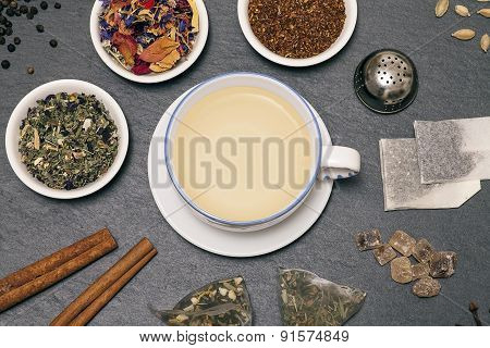 The Variety Of Tea