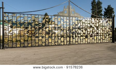 Nature Gates in South Dakota