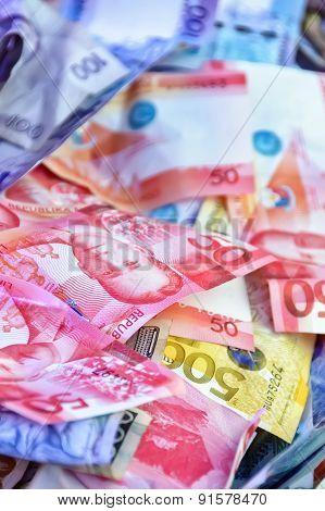 Philippine Peso Stack
