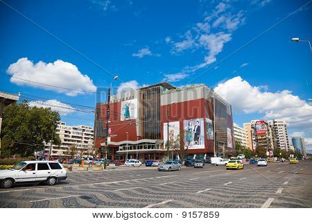 Moldova Mall In Iasi