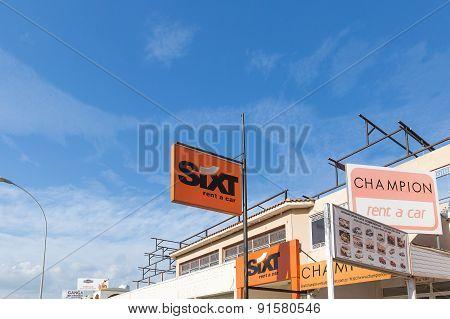 Sixt Car Rental Office
