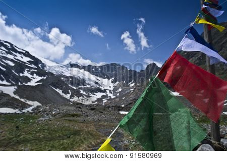 Tibetan Flags